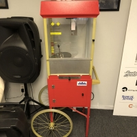 Food & Drinks - Popcorn Machine