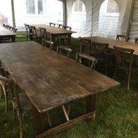 Tables & Chairs - Farmhouse Table