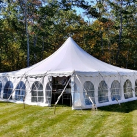 30x30 Pole Tent