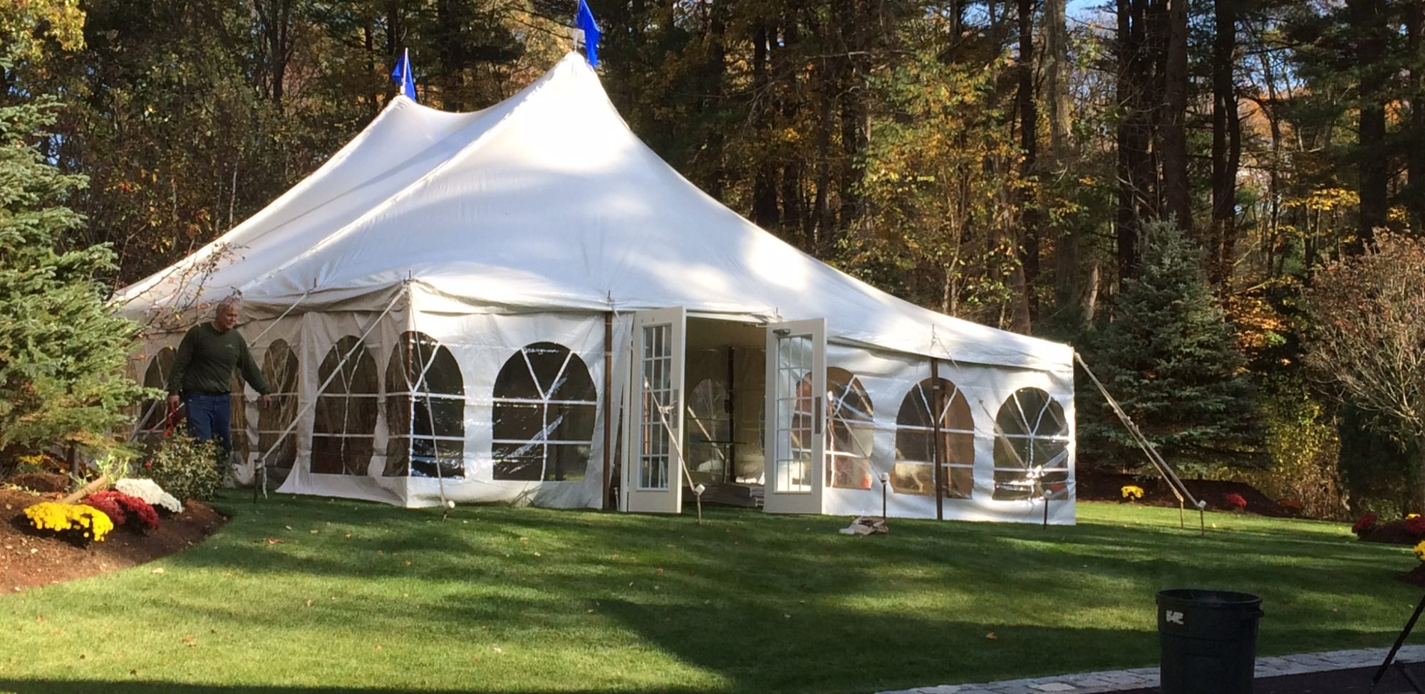 New England Event Tent Rentals | Windham, NH | Access Tent